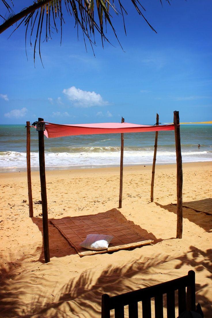 Caraiva Beach #Brazil