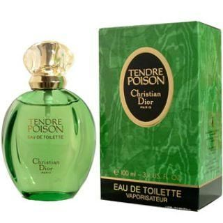 Tendre Poison by Christian Dior..mom you will always smell like this to me @S