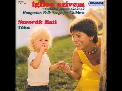 Szvorák Katalin, Téka Együttes - Ma van húsvét napja - YouTube