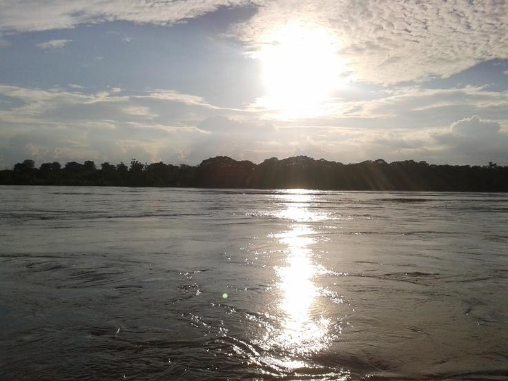 Guaviare River, Guaviare-Colombia