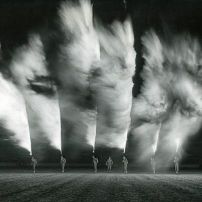 flamethrowers_army war show_1942 via the retronaut
