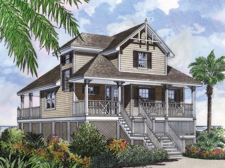 this 2 story beach features 1543 sq feet call us at to talk to a house plan specialist about your future dream home - Texas Beach Homes Plans