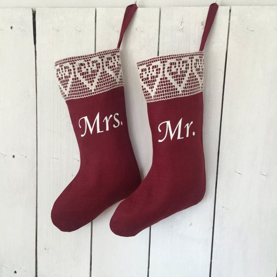 17 best ideas about custom stockings on pinterest On best personalized stockings