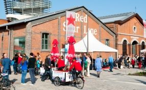 Red Star Line - laatste woensdag van de maand gratis
