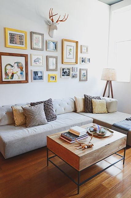 This Will Make You Want To Move To Williamsburg #refinery29  http://www.refinery29.com/homepolish/1#slide13