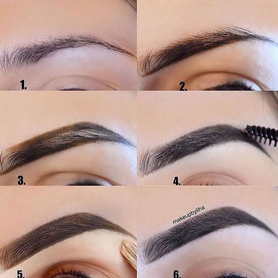 There are many eyebrow shapes and some are trendier than others. But before opting for something that is popular, you should be sure that it suits you!