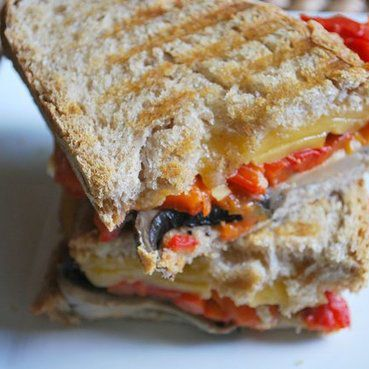 Make a Healthy Grilled Cheese Sandwich With These Simple Tweaks