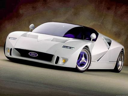 Ford GT90.