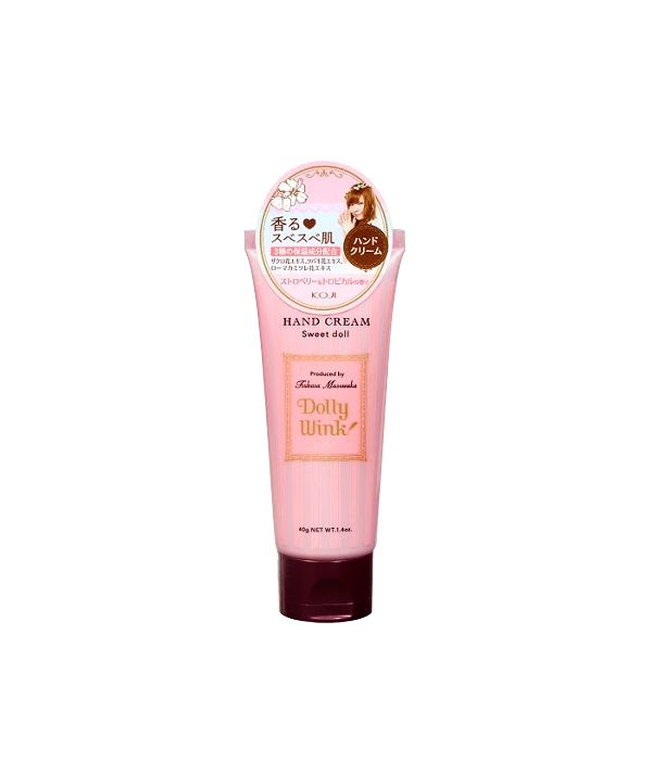 Dolly Wink Hand Cream