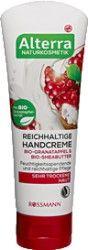 Alterra - Reichhaltige Handcreme Bio-Granatapfel & Bio-Sheabutter