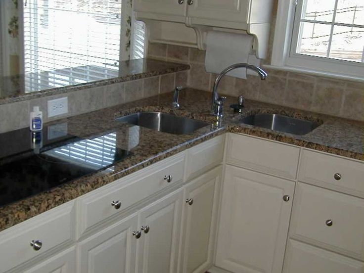 17 Best ideas about Corner Kitchen Sinks on Pinterest