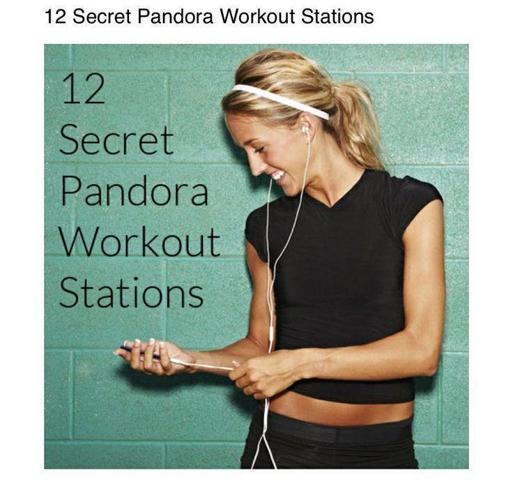 Holladay #Fitness Plan: Jam Out to these 12 Secret @Alexandra Krasnova #Workout Stations