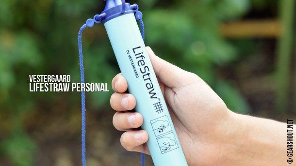 Тест драйв персонального фильтра для воды LifeStraw Personal