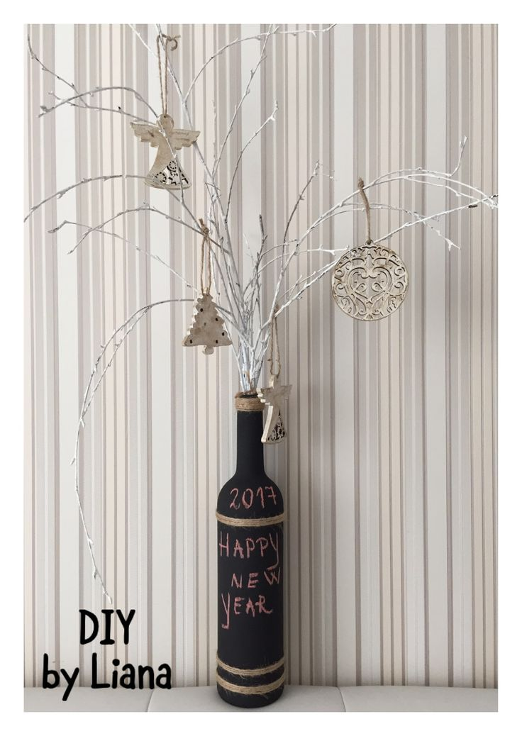 ➡️http://soimaliana.blogspot.ro/2017/01/wine-bottles-diy-chalkboard-paint.html⬅️  #chalckboard paint #forsale #chalckboardpaintonwinebottles #DIYbyLiana #sticledevincumesaje #sticledevincunumeredemasapentrununta #winebottles #winebottlesdecorations #WinebottlesDIY