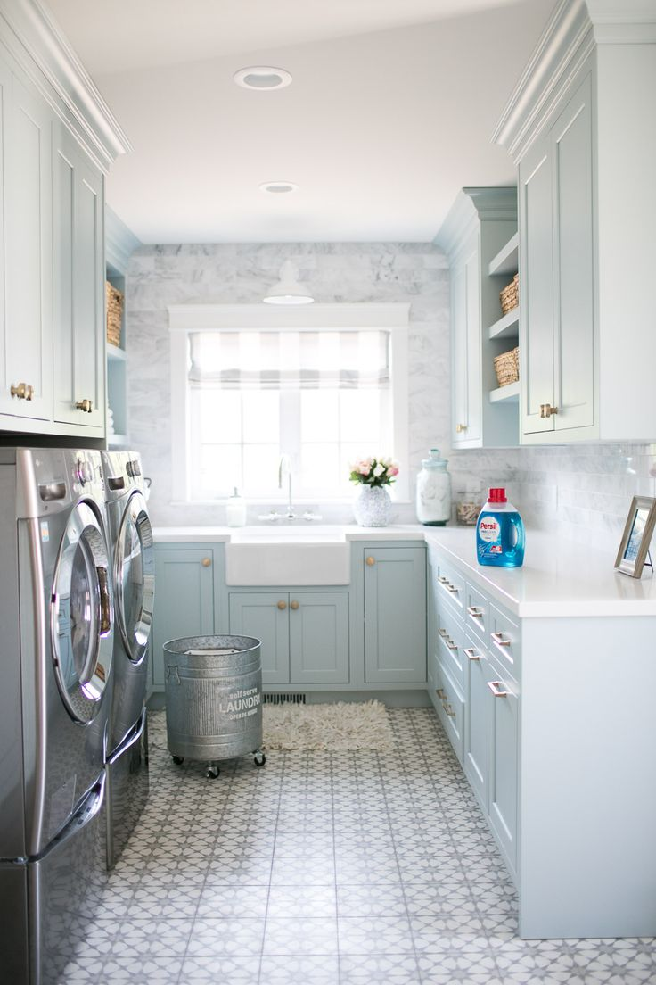 Jillian Harris | Five Tips for an Innovating Laundry Room