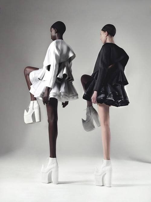 white fashion | Tumblr
