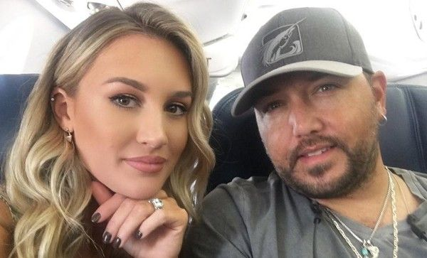 Jason Aldean and Wife Brittany's Halloween Costume May Give You Nightmares
