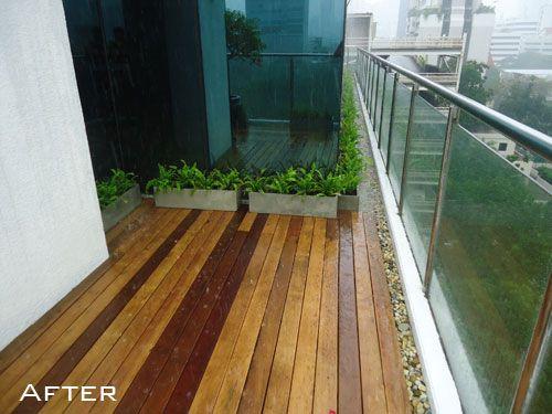 Spectacular Holzdecks Tropischen G rten Outdoor Wohnr ume Gartengestaltung Landschaftsarchitektur Bangkok Balkone Thailand G rten