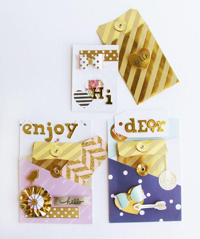 DIY Handmade Cards - Design Is Yay !