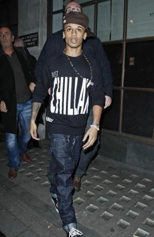 Aston Merrygold to open tattoo parlours #mensfashion #mensjewellery www.urban-male.com