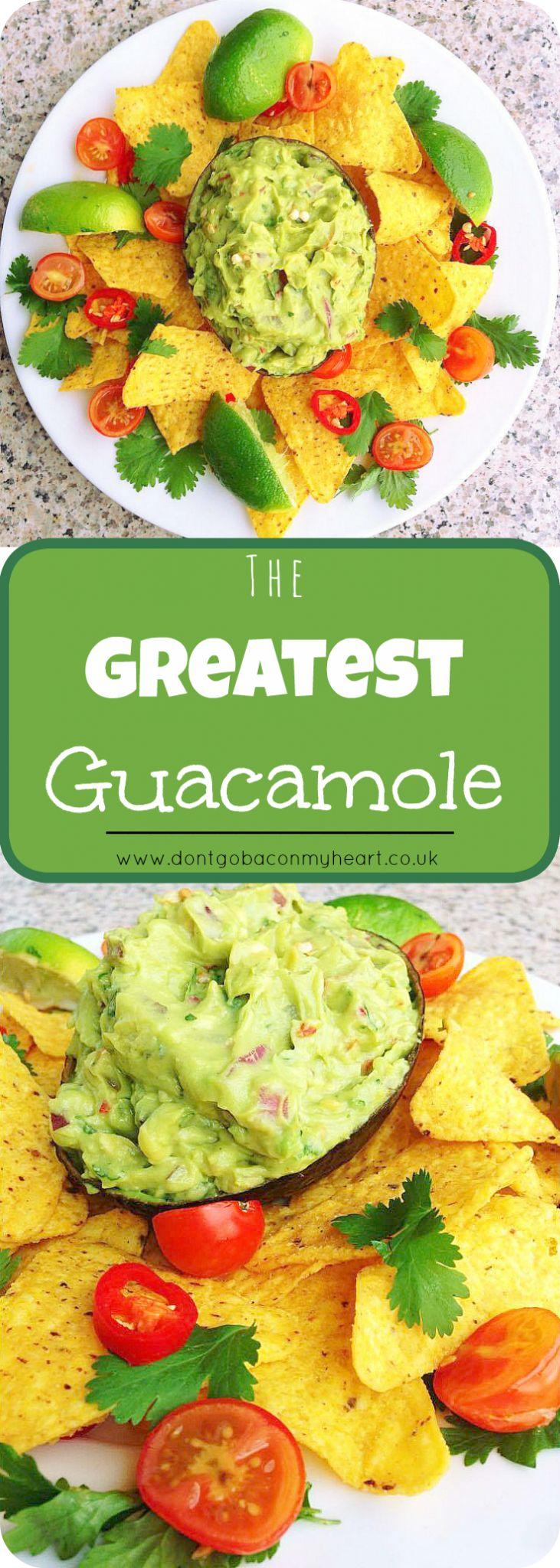 The Greatest Guacamole!