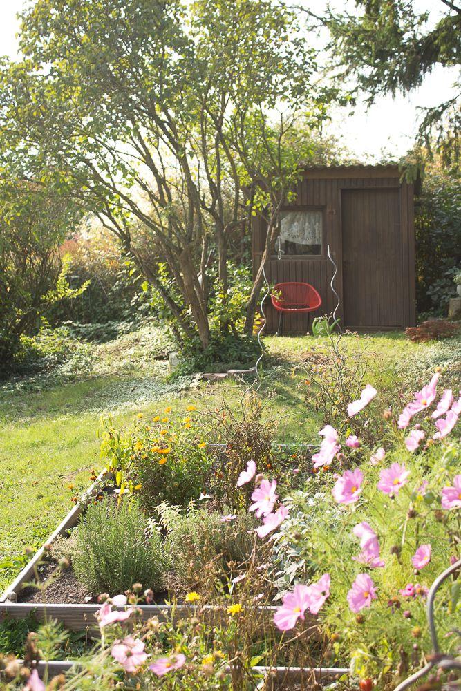 Superb Herbst im Garten