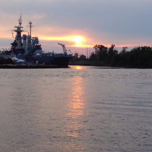 Wilmington beach and USS North Carolina. I cannot wait to spend a few days down there with my love. A nice little get-a-way in my near future :)