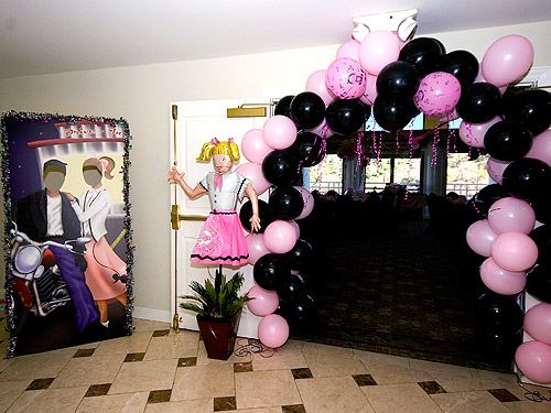 Bailey Baio Celebrates First Birthday with a '50's Sock Hop - The 25+ Best Sock Hop Decorations Ideas On Pinterest 50s Party