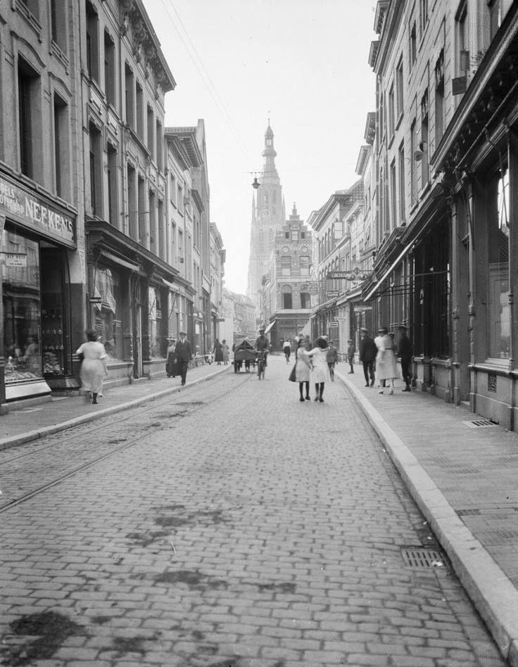 Eindstraat Breda