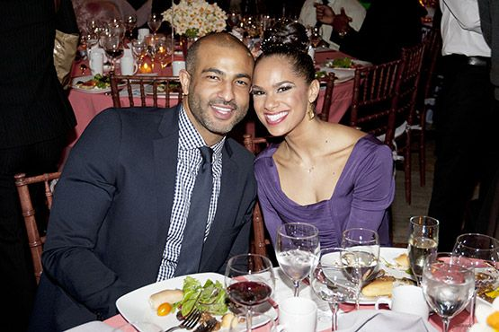 Misty Copeland and friend