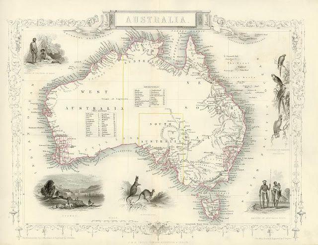 Μεγάλοι Θαλασσοπόροι: Πως πήρε το όνομα της η Αυστραλία