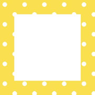 square yellow dot