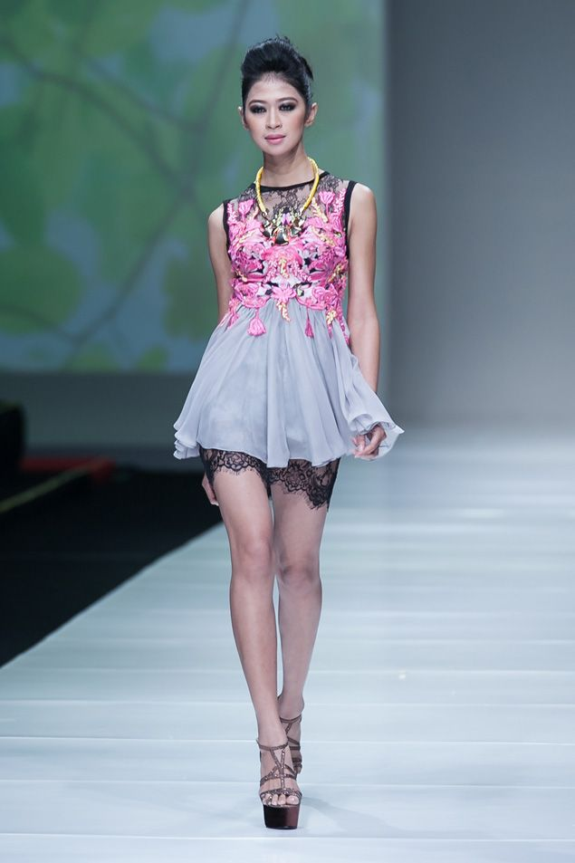 IPMI Trend Show 2014 – Danny Satriadi – The Actual Style