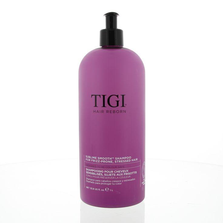 Hair Reborn Journey Serenity Sublime Smooth Shampoo Gestresst/Weerbarstig Haar 1000ml  Hair Reborn Journey Serenity Sublime Smooth Shampoo. Deze shampoo bevat een formule met Hyper-Distillation technologie en Seriseal zijde proteïne wat als een zijde laagje op de haarvezels gaat liggen zodat het haar beheersbaar is en beschermt. Maakt het haar zijdezacht en geeft het een mooie glans. Gebruik: Aanbrengen op nat haar. Inmasseren en goed uitspoelen.  EUR 83.84  Meer informatie
