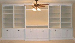 Entertainment Centers With Bookshelves - Foter