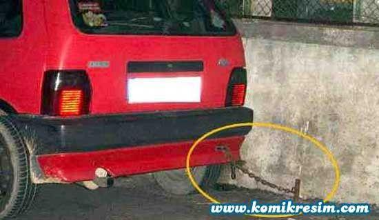Araba Güvenliği