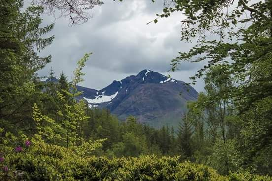 Love mountains.