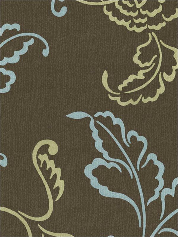 wallpaperstogo.com WTG-021970 Blue Mountain Transitional Wallpaper