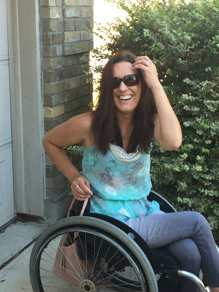 Stylish Gimp Girls Night The Wheelchair Mommy