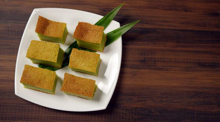 Savor this quick and easy Asian dessert recipe by Sarah Benjamin.