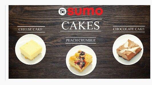 Soon cakes @sumo