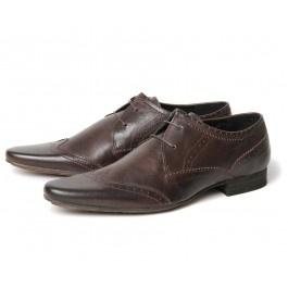 Ellington New Dye Brown - By Hudson Shoes