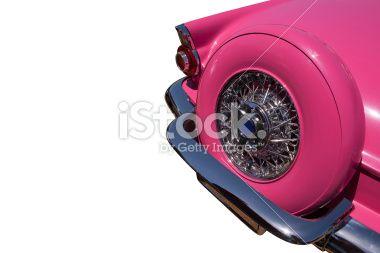Ford Thunderbird Royalty Free Stock Photo