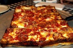All Square: A History of Detroit-Style Pizza | Pure Michigan Blog
