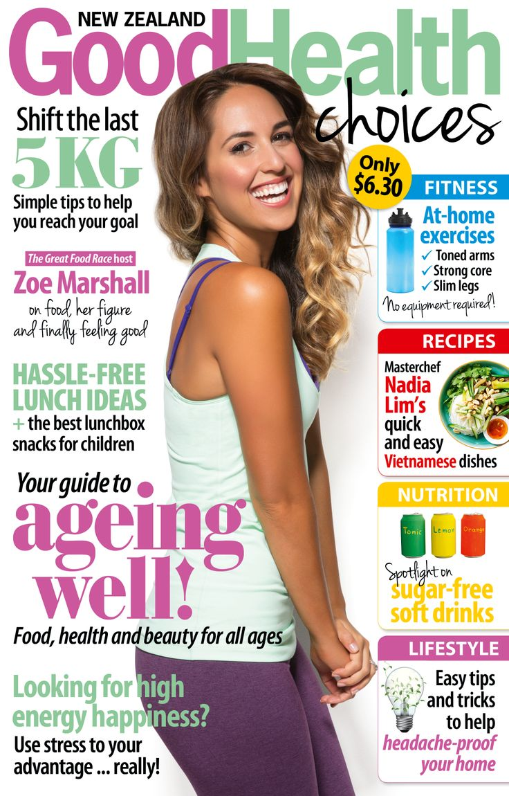 Good Health Choices March 2014 issue