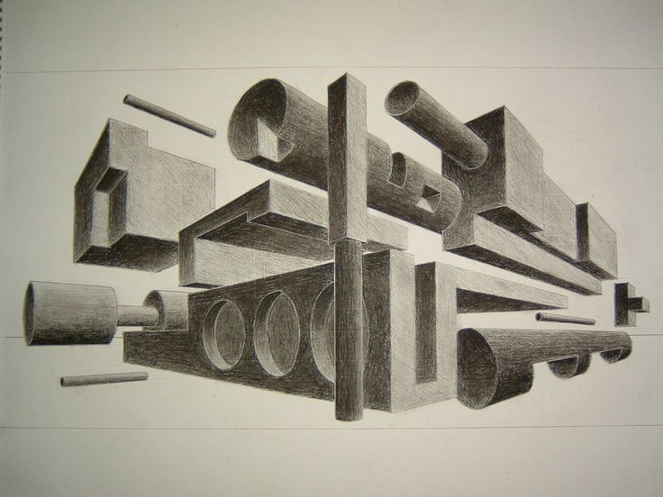 2 Point Perspective Drawing | Two-Point Perspective by ~hitokirivader on deviantART