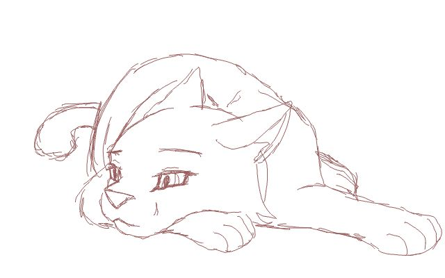 Moving Pictures Warrior Cats Cat Animation Practice By