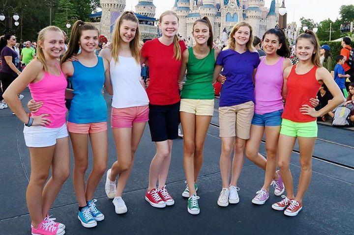 SevenSuperGirls  -Jenna, Mimi,Emily,Katherine,Kaelyn,Rachael,Jazzy,Ellie- #christmasearrings #christmasfashion #christmas2016 #giftforgirls