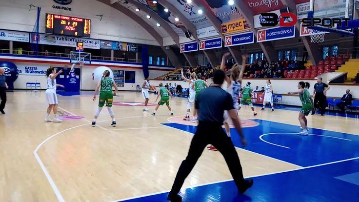 Basketball: Wisła Can-Pack Kraków - Pszczółka Polski-Cukier AZS-UMCS Lub...
