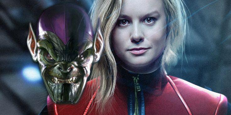 Captain Marvel has Skurlls, Daredevil Season 3, Thor Ragnarok and #Marvel #MCU news #AntMan2 via @MovieTVTechGeeks